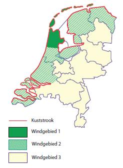 Windbelasting berekenen eurocode
